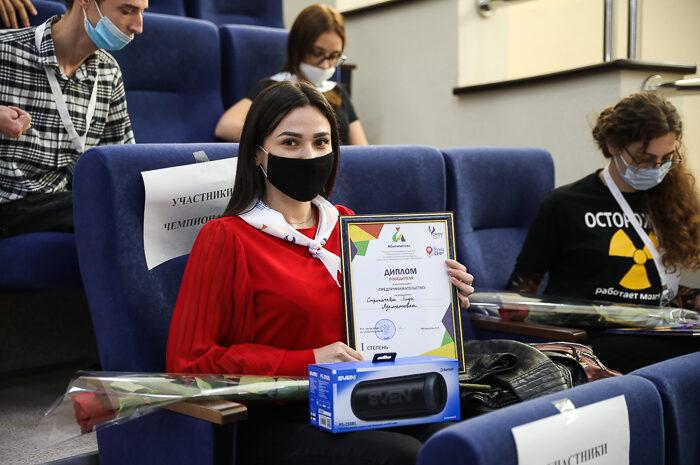 Региональный этап национального чемпионата «Абилимпикс» прошел в Ставрополе