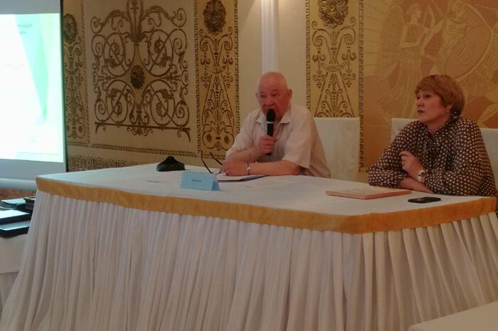 VII отчетно-выборная конференция СКРО ВОИ