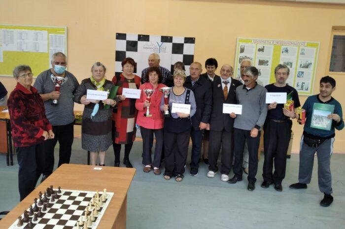 Шахматные баталии в Невинномысске